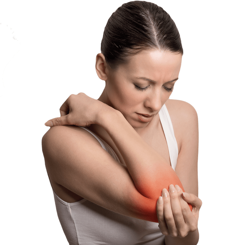 elbow pain treatments B3 medical