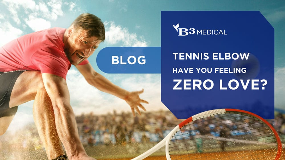 Training Tips with Dr. Bain – Rehab for Tennis Elbow